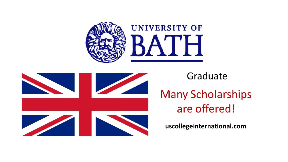 University of Bath Scholarships