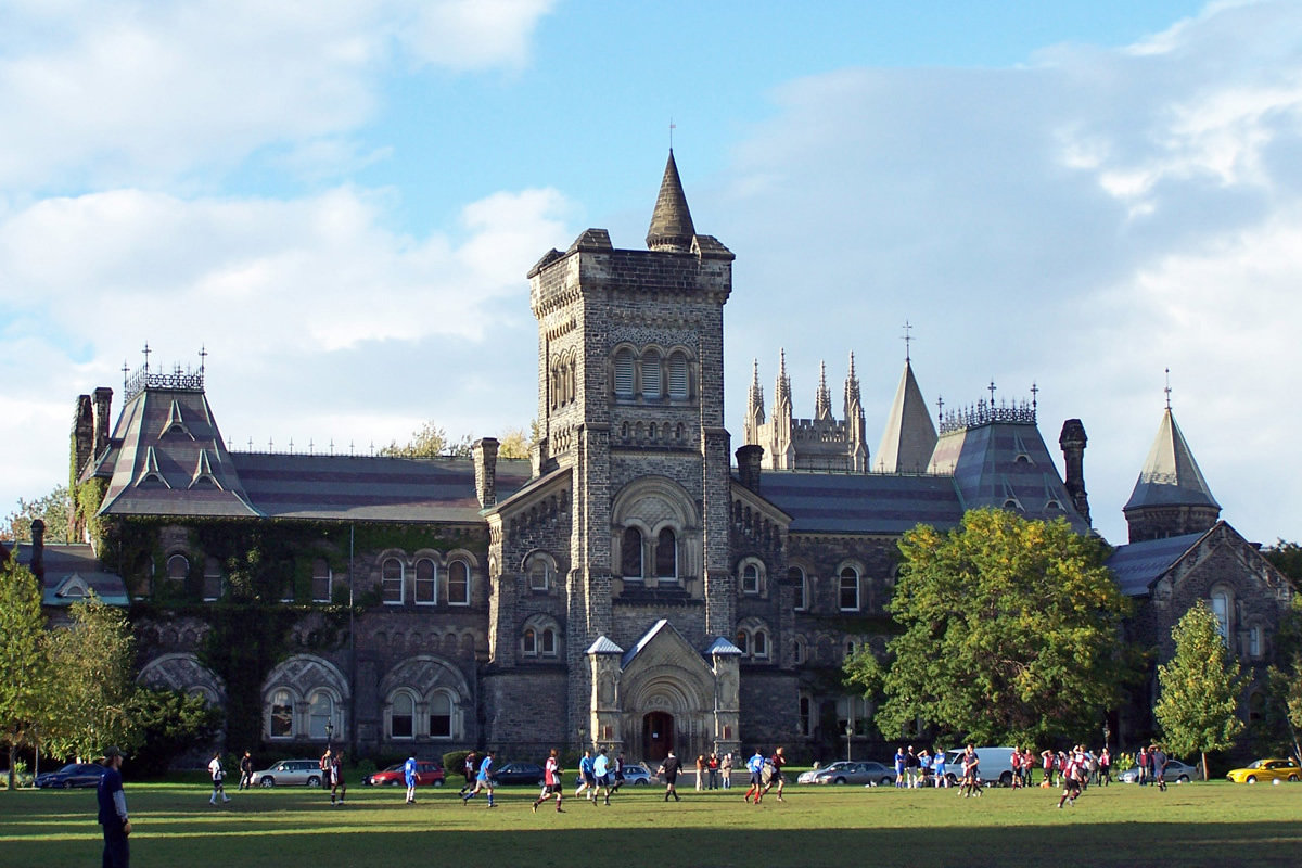 apply to canadian universities