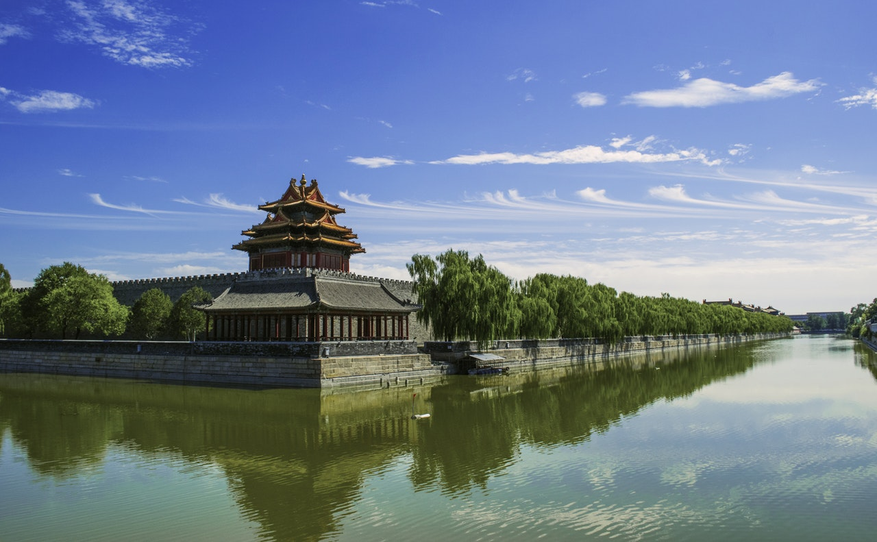 study in china for free