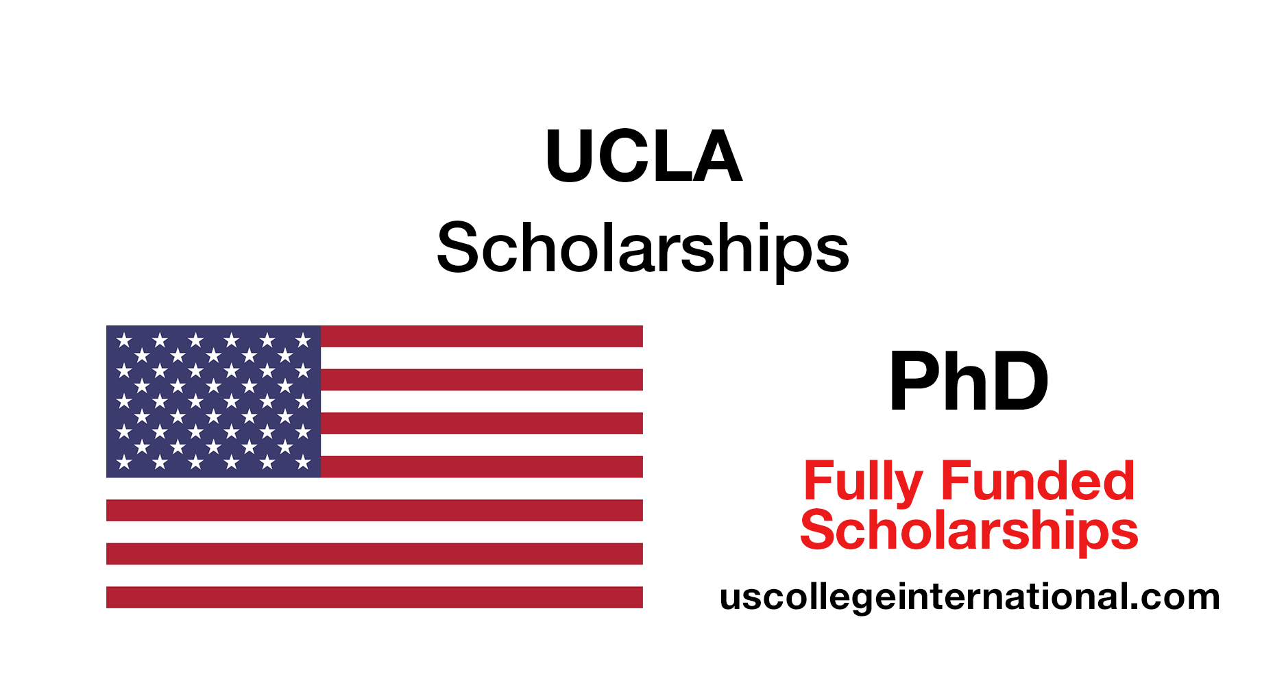UCLA Scholarships