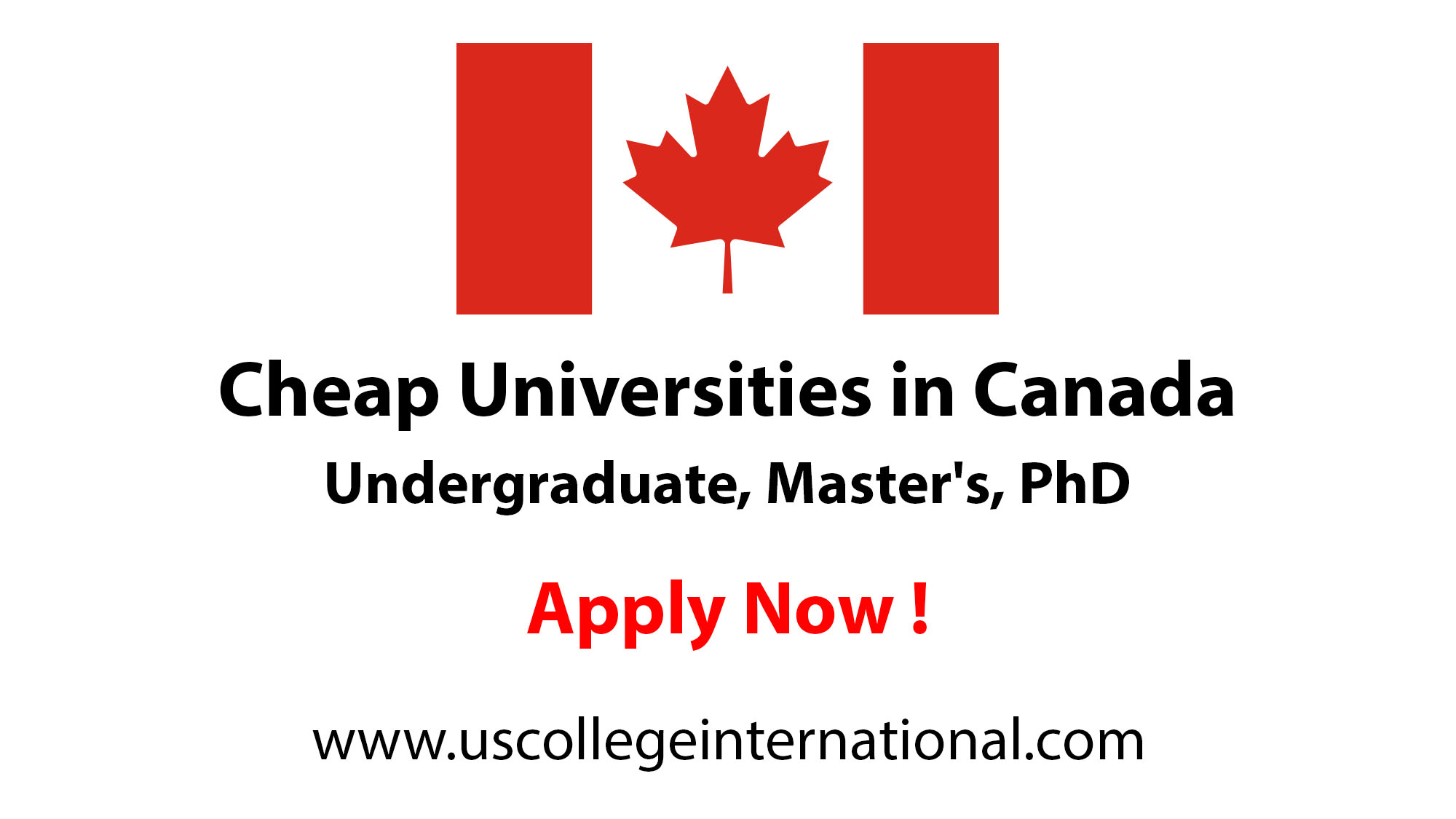 50 Cheapest Universities In Canada For International Students Global Scholarships