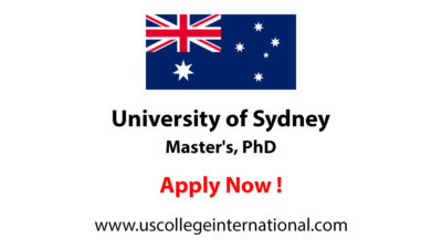 University of Sydney Scholarships