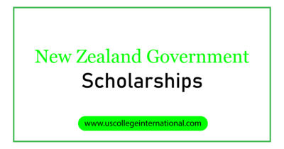 new zealand government scholarships
