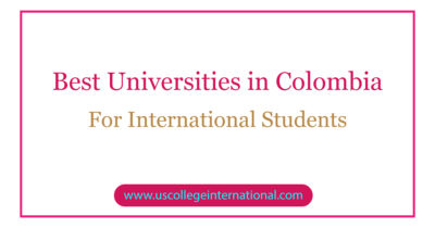 Best Universities in Colombia for International Students