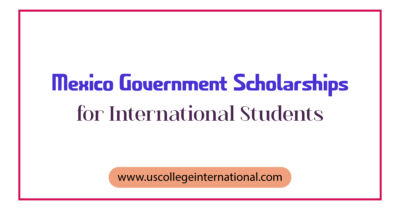 Mexico Government Scholarships for International Students