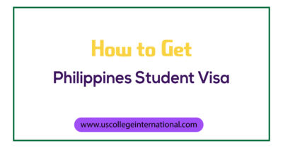 How to Get Philippines Student Visa