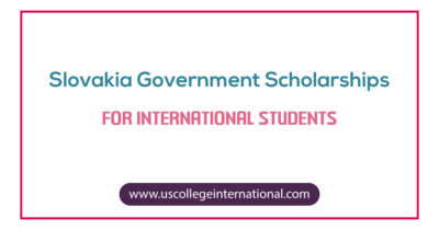 Slovakia Government Scholarships for International Students