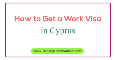 How to Get a Work Visa in Cyprus
