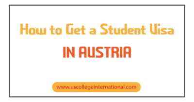 How to Get a Student Visa in Austria