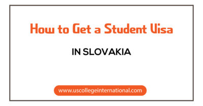 How to Get a Student Visa in Slovakia