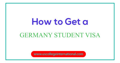 How to Get a Germany Student Visa