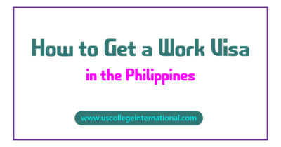 How to Get a Work Visa in the Philippines