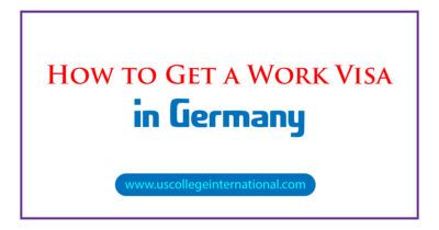 How to Get a Work Visa in Germany