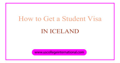 How to Get a Student Visa in Iceland