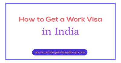 How to Get a Work Visa in India