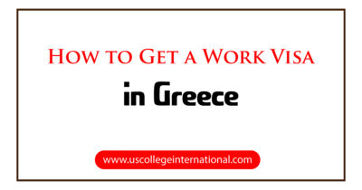 How to Get a Work Visa in Greece