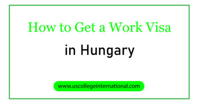 How to Get a Work Visa in Hungary