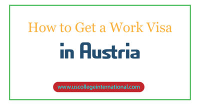 How to Get a Work Visa in Austria