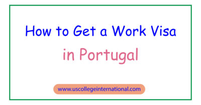 How to Get a Work Visa in Portugal