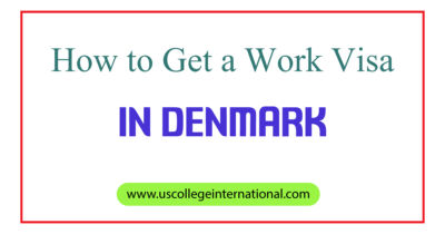 How to Get a Work Visa in Denmark
