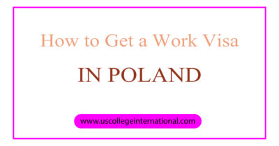 How to Get a Work Visa in Poland